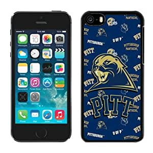 Iphone 5c Case Ncaa ACC Atlantic Coast Conference Pittsburgh Panthers 4 Apple Iphone Case