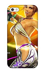 New YEUvqqs1615AQDjz Tekken Video Game Other Skin Case Cover Shatterproof Case For Iphone 5/5s