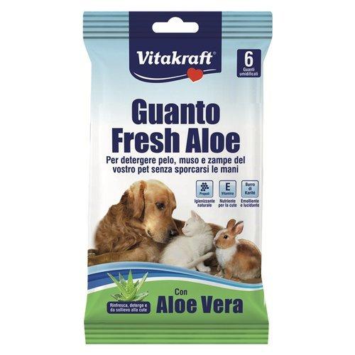 Gant Fresh Aloe pour chiens et chats Vitakraft B2_0703430