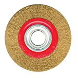 200mm / 8 Inch Wire Wheel - For Bench Grinder - Grinding Rust/Paint...