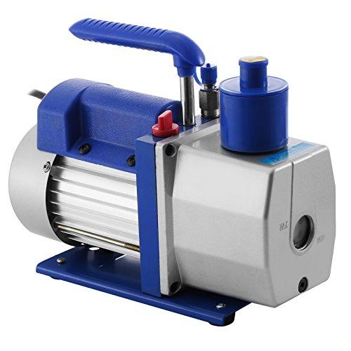 Mophorn vacuum pump 4 8cfm1 3hp air vacuum pump hvac a c for Air motors and drives llc