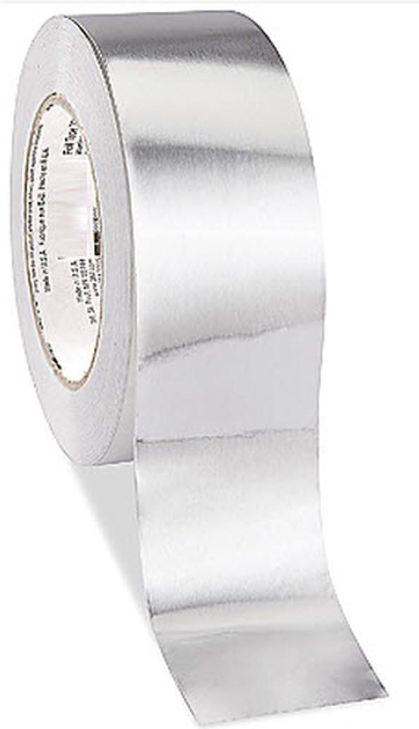 Hydrofarm Aluminum Duct Tape, 120-Yard