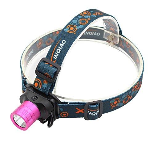 Headlamp Headlight for girls Pink - Genwiss
