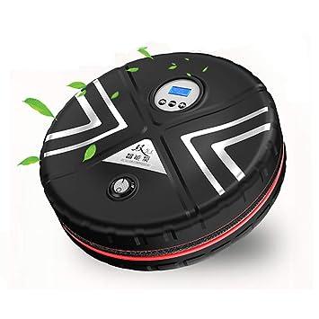OOLIFENG Portátil Compresor de aire Automático Inflador de neumáticos con Pantalla LCD 12V 150PSI para coche, motocicleta, bicicleta, pelota: Amazon.es: ...