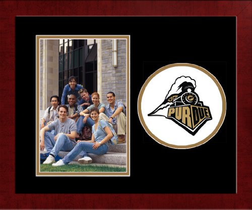NCAA Purdue Boilermakers Spirit Photo Frame , Multicolor, On