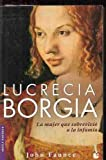 img - for lucrecia_borgia_booket book / textbook / text book