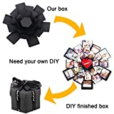 Exploding Box,WERTIOO DIY Explosion Gift Box