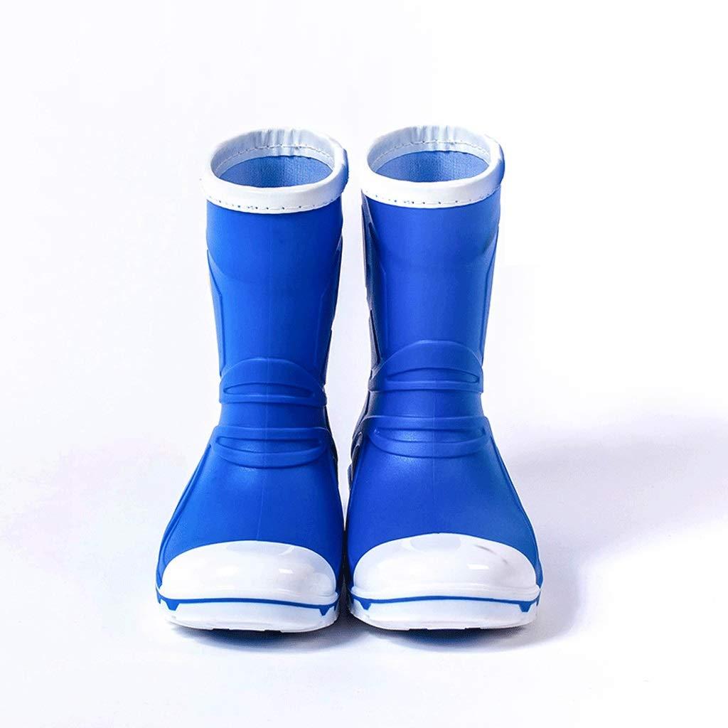 DUANGUOYAN Stivali da Pioggia Stivali da Pioggia per Uomo e