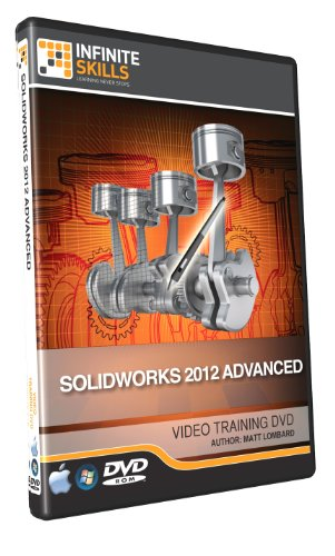 Advanced Solidworks 2012 - Training DVD - Tutorial Video by Infiniteskills