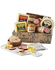Harry & David Deluxe Meat & Cheese Gift Box