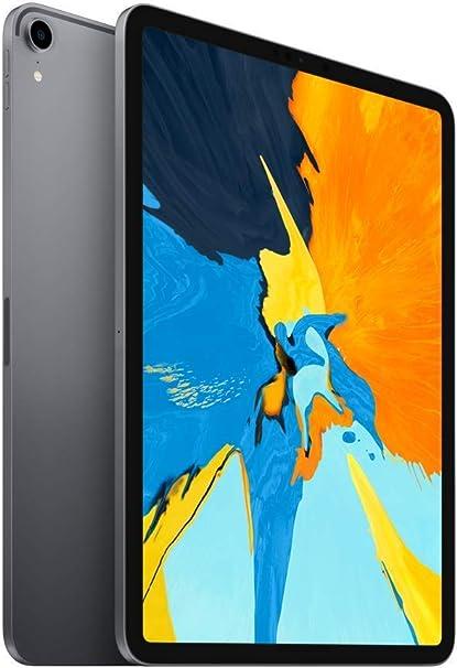 Apple iPad Pro 11 256GB Wi-Fi - Space Grey (Renewed)