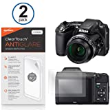 Best Screen Protectors For Nikon CoolPixes - BoxWave Nikon Coolpix L840 ClearTouch Anti-Glare Screen Protector Review