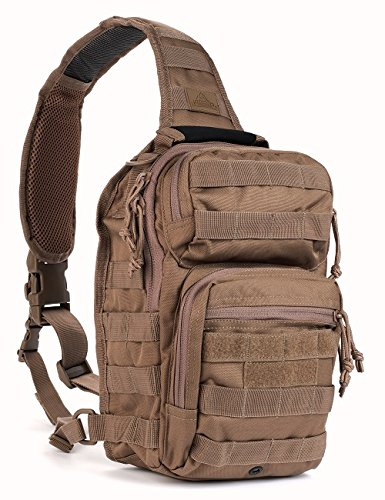 Red Rock Outdoor Gear Rover Sling Pack, Dark (Rover Rock)