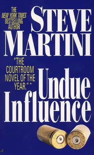 Undue Influence (Paul Madriani Novels Book 3)