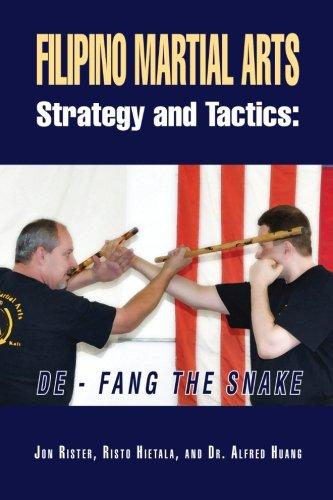 Filipino Martial Arts Strategy and Tactics: De-Fang the Snake