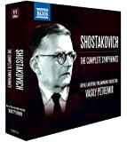 Shostakovich:Symphonies [Gal James, Alexander Vinogradov, Huddersfield Choral Society, Royal Liverpool Philharmonic Choir and Orchestra, Vasily Petrenko] [NAXOS: 8501111]