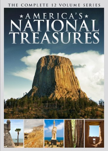 Americas National Treasures: The Complete 12 Volume ()