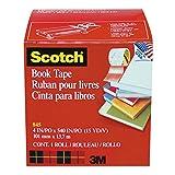 New-Scotch 8454 - Book Repair Tape, 4 x 15 yards, 3 Core - MMM8454