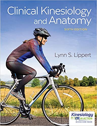 Clinical Kinesiology And Anatomy 9780803658233 Medicine Health