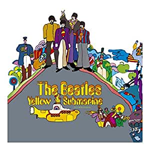 Amazon the beatles greeting card yellow submarine album logo greeting cards m4hsunfo