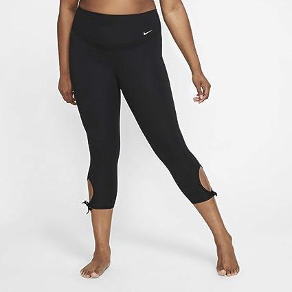 Nike W Nk Yoga Cllctn Tgt 7/8 Plus Mallas, Mujer: Amazon.es ...
