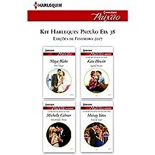 Kit Harlequin Paixão Fev.17 - Ed.38