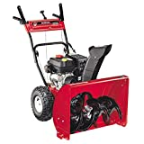 26 in. 208 cc Two-Stage Electric Start Gas Snow Blower