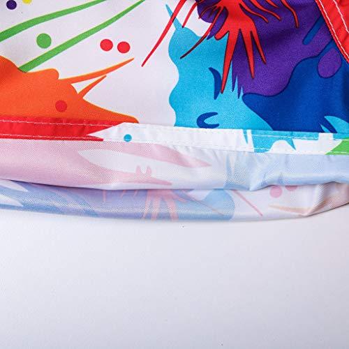 Simayixx Women Shorts Plus Size, Womens Teens Board Pants Adjustable Bikini Lace Swim Short Beach Swimwear Trunks Bottoms by Simayixx (Image #5)