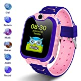 Kids Smartwatch [SD Card Included], 1.54 inch Colorful Touch Screen Smartwatch for Children with Quick Dial, Camera and Music Player,Calculator and Alarm for Boys and Girls(NOT Support AT&T)