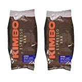 Kimbo Espresso Extreme Whole Beans 2.2lb/1kg (Pack of 2)