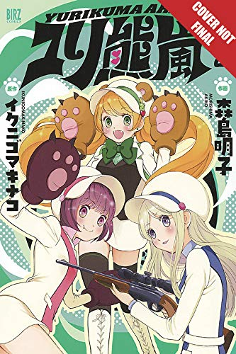 Pdf Graphic Novels Yuri Bear Storm, Volume 2