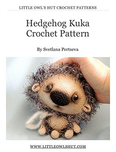 Hedgehog Kuka Crochet Pattern Amigurumi (LittleOwlsHut)