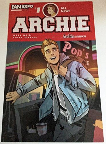 Archie Comics Poster Original Promo 2016 Dallas FanExpo