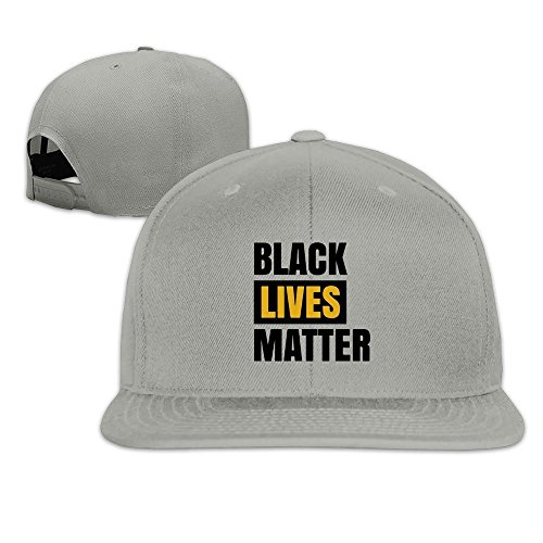 MaNeg Black Lives Matter Unisex Fashion Cool Adjustable Snapback Baseball Cap Hat One - Atlanta Fendi