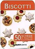 Biscotti. 50 schede di ricette illustate