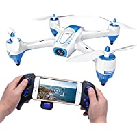 XBM-55 WIFI FPV Quadcopter Voice Control With 720P Wide-angle Camera Altitude Hold RC Drone