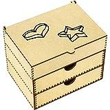 Azeeda 'Cookie Cutters' Vanity Case / Makeup Box (VC00005377)