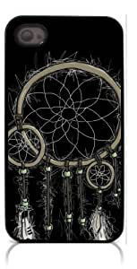 HeartCase Hard Case for Iphone 4 4G 4S (Dream Catcher )