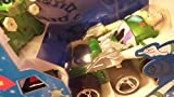 remote control buzz lightyear - rare buzz lightyear radio controlled transmobot