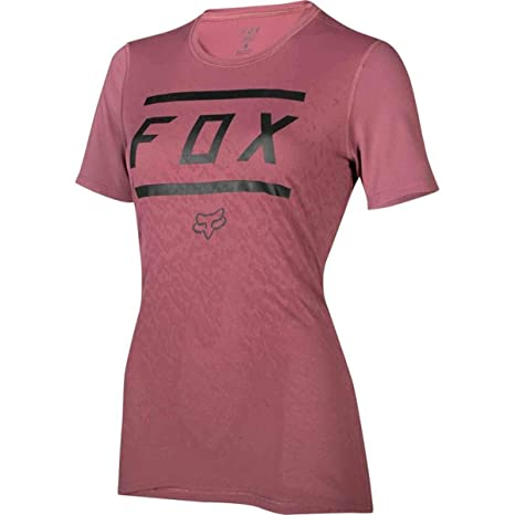 103097316 Image Unavailable. Image not available for. Color  Fox Racing Ripley Short-Sleeve  Jersey - Women s ...