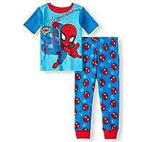 Spiderman Pajamas Web Slinging 2 Piece Cotton Sleep Set