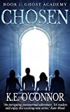 Chosen: Ghost Academy (YA paranormal adventure, book 1)