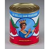 La Bella San Marzano - Italian Plum Peeled Tomatoes, (4)- 28 oz. Cans