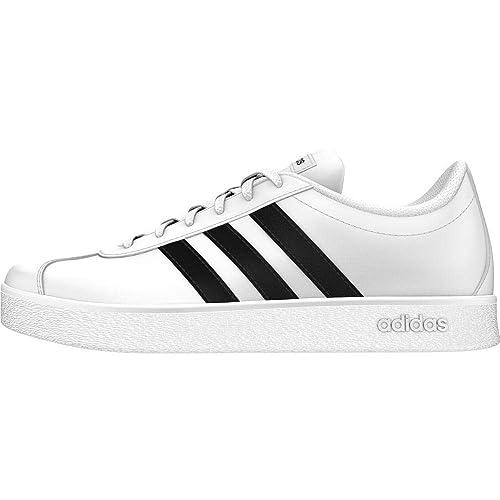 wholesale dealer 13abc acc38 adidas VL Court 2.0 K, Zapatillas de Deporte Unisex niños Amazon.es Zapatos  y complementos