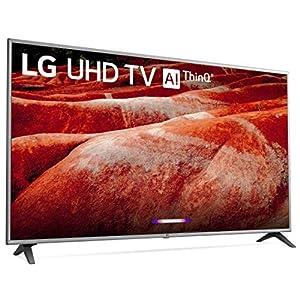 "LG 75UM7570PUD Alexa Built-in 75"" 4K Ultra HD Smart LED TV (2019) 6"