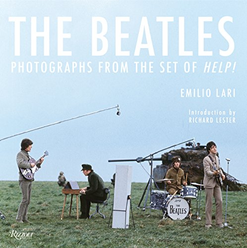 The Beatles: Photographs from the Set of Help! Beatles Photo