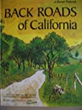 img - for Back Roads of California: Sketches and Trip Notes by Earl Thollander (A Sunset Pictorial) book / textbook / text book