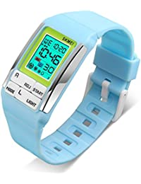 Kids Digital Watches for Boy Girl with Sport Timer -...
