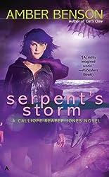 Serpent's Storm (Calliope Reaper-Jones Novel, A)