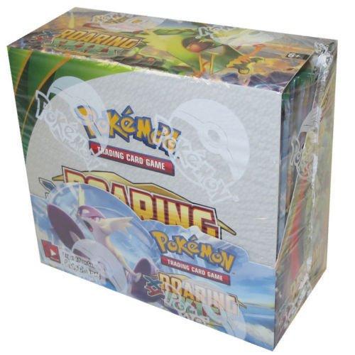 POKEMON Roaring Skies Booster Box New Factory Sealed English READY TO SHIP NOW Photo - Pokemon Gaming